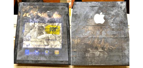 Nainen teki kauppaa iPadistä – sai puunpalan