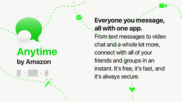 Amazon wants to challenge Facebook's messaging empire