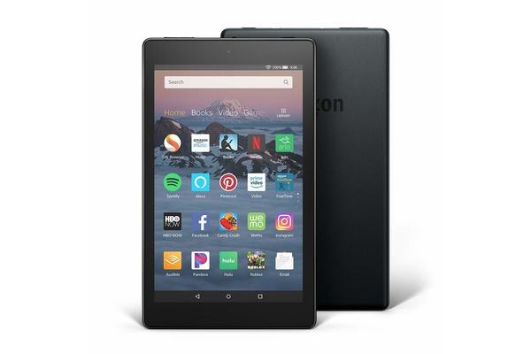 Amazon julkaisi uuden Fire HD 8 -tabletin