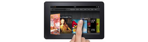 Amazon on vahvistanut myyvänsä Kindle-tabletteja voitotta