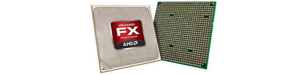 AMD esitteli uudet FX-suorittimet