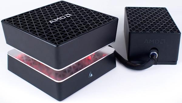 AMD:n Project Quantum ei välttämättä saavukaan myyntiin