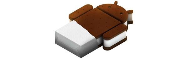 Ice Cream Sandwich jatkaa yleistymistään
