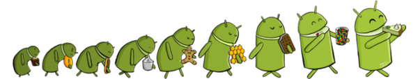 Androidin käyttö kääntyi laskuun USA:ssa - menestys jatkuu muualla