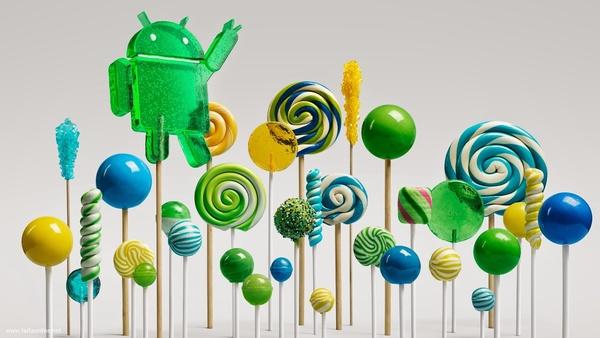 Nexus 10 sai Android 5.1 -päivityksen