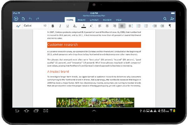 Microsoftilla on kovat piipussa: Tuo väkisin sovelluksensa Androidiin