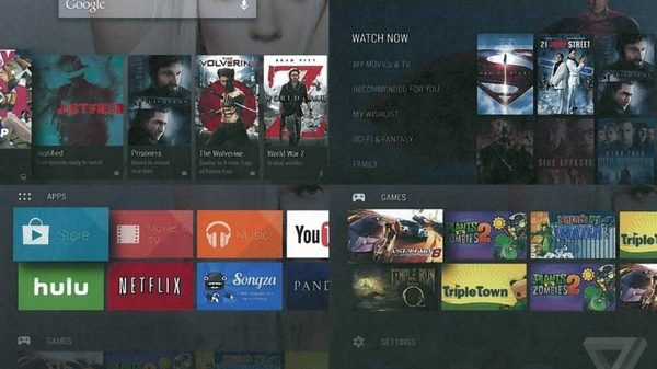 Google's Android TV is a new simplified television platform for the video content hungry