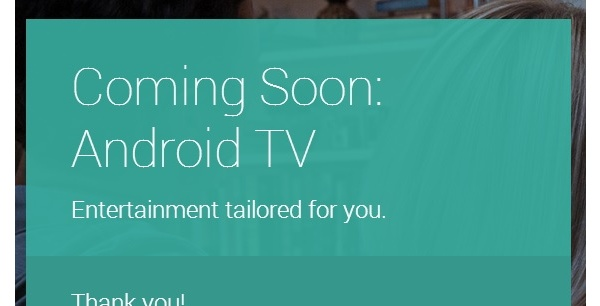 Google I/O 2014: Android TV is official with big TV hardware partners