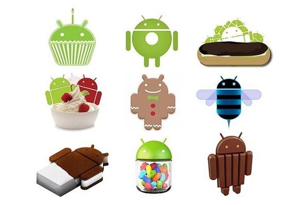 Opas: Päivitä Android uusimpaan versioon