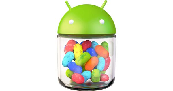 Jelly Beanin osuus Android-laitteista hyppäsi neljännekseen