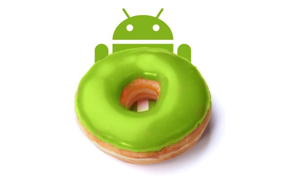 Samsungin Android 2 -puhelimia vuosi nettiin