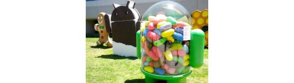 Sonyn uusimpiin älypuhelimiin Android Jelly Bean -päivitys vasta vuonna 2013
