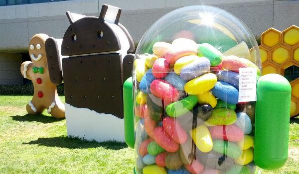 Galaxy S2 jää ilman Android 4.2 -päivitystä?