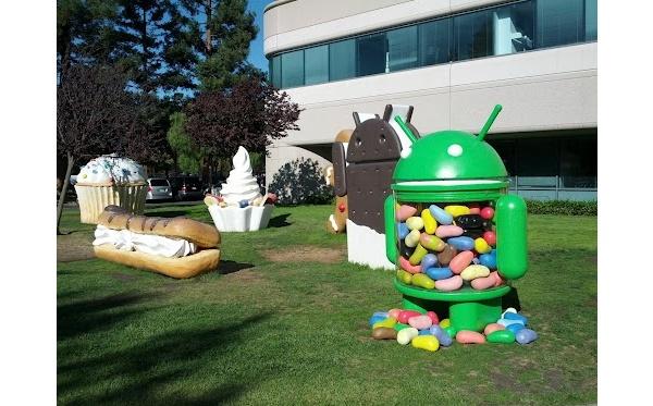 Android saavutti tänään merkittävän rajapyykin