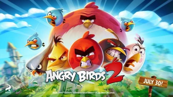 Rovio julkaisee Angry Birds 2:n pian