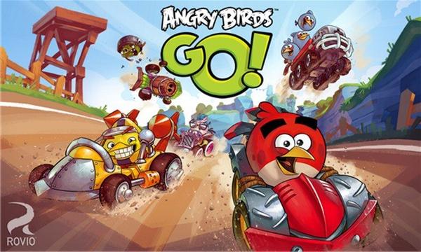 Angry Birds Go päivittyi Lumioille - juhlistaa formulatähteä