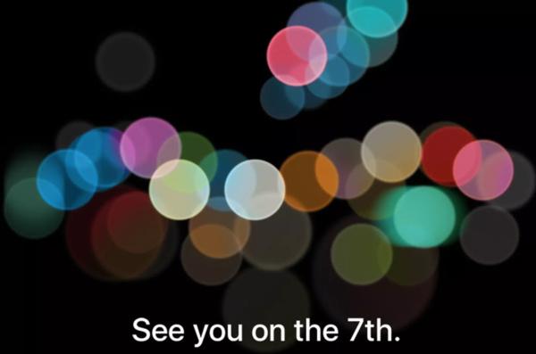 iPhone 7:n odotus loppusuoralla – Apple lähetti odotetut kutsut
