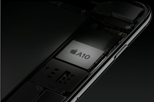 Uusi iPhone loistaa suorituskyvyllään