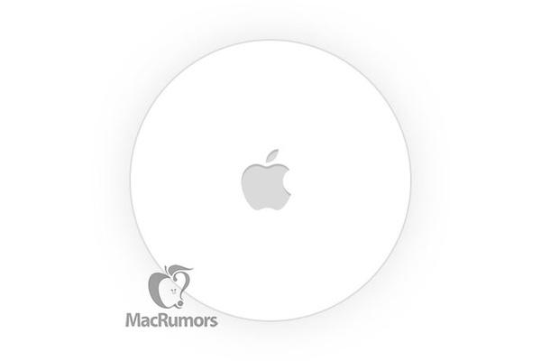 Applen jäljitinlaitteen nimi saattoi paljastua