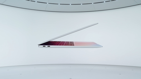 Apple's new MacBook Air with M1: Everything is faster and more efficient
