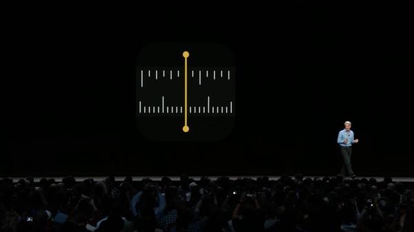 Applen lisätty todellisuus tuo uuden mittaussovelluksen ja muita AR-sovelluksia