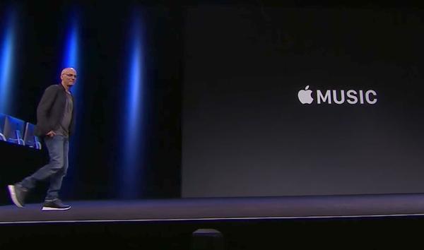 Applen musiikkipomo: Tämä ei riitä
