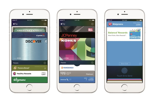 WWDC: Apple Pay now supports rewards programs and Passbook gets renamed
