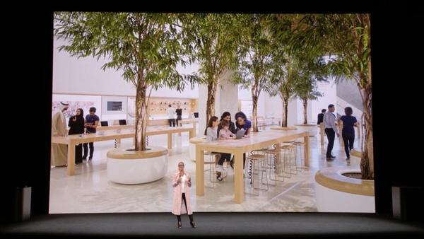 Apple Storet uudistuivat, kaupoista toreiksi