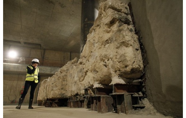 Apple store construction leads to discovery of 15th century ruins