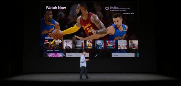 Apple unveils Apple TV 4K