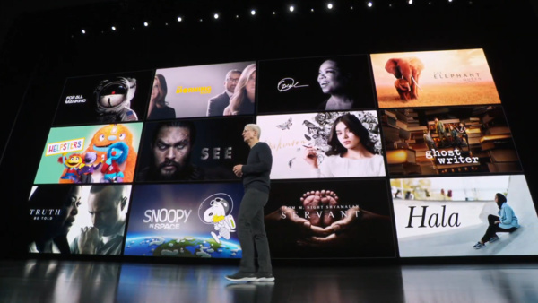 WSJ: Apple TV+ exclusive movies aren't that exclusive