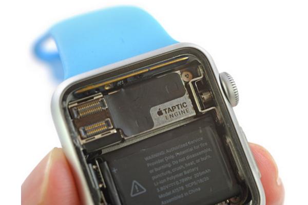 Apple Watch purettiin osiin: Tällaisia komponentteja siinä käytetään