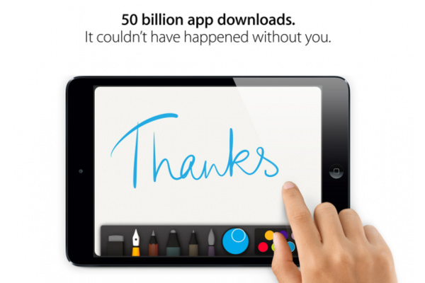 Apple saavutti valtavan merkkipaalun ensimmäisenä