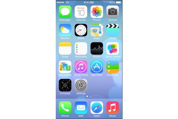 iOS 7:n pariin on siirrytty erittäin nopeasti
