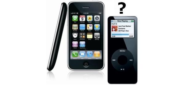 Veikkauksia: iPhone nano jouluksi?