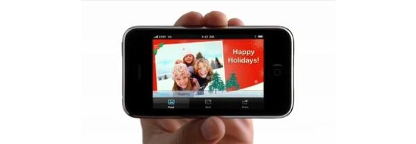 Videolla: näin Apple mainostaa iPhonea jouluhengessä