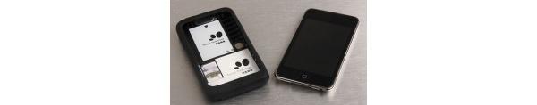 Apple Peel 520 tuo iPod touchiin puhelinominaisuudet