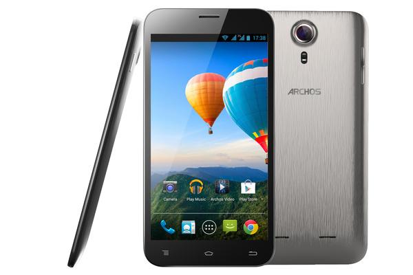Archos julkaisi uuden mobiililaitelinjastonsa - tarjolla kolme älypuhelinta ja tabletti