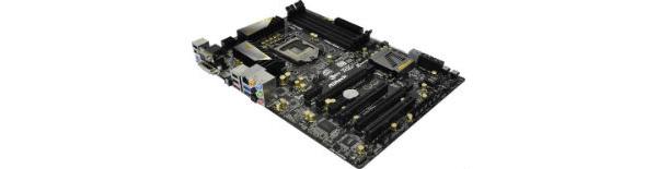 Intelin Haswell-prosessori huolettaa emolevyvalmistajia