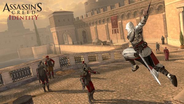 Ubisoftin Assassin's Creed: Identity -mobiilipeli julkaistiin