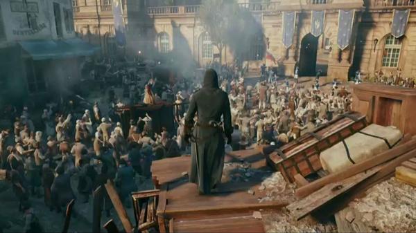 Assassin's Creed: Unityn PC-versiolle kovat laitteistovaatimukset