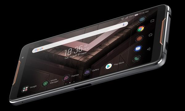 Asus esitteli haastajan pelipuhelin Razer Phonelle