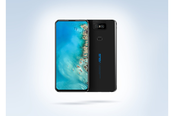 Asus unveils ZenFone 6 with a unique Flip Camera