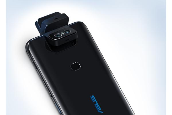 Tässä kaikki uuden ZenFone 6:n erikoisesta Flip Camerasta