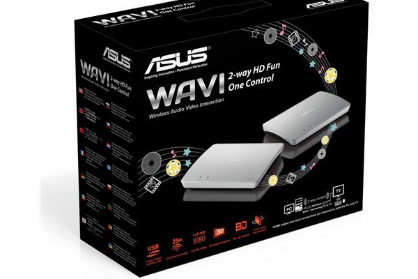 Testissä Asus WAVI - Langaton HDMI-lähetin