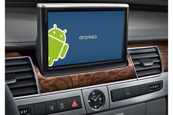 WSJ: Uusiin Audeihin tulossa Android-käyttöjärjestelmä