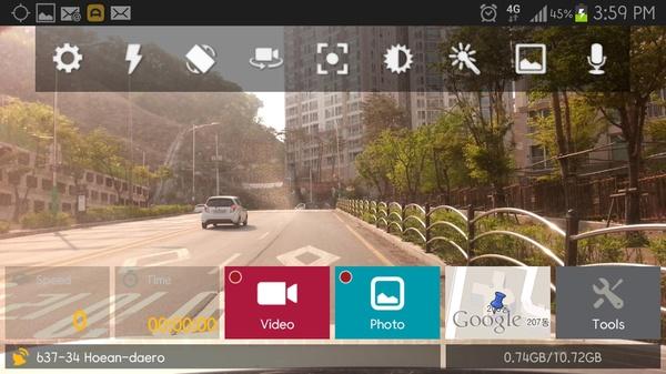 Opas: Androidista kojelautakamera - Vanha kännykkä hyötykäyttöön
