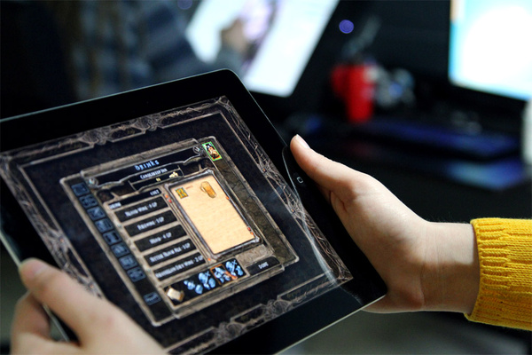 Remedy: tablet-pelit pian konsolitasolla
