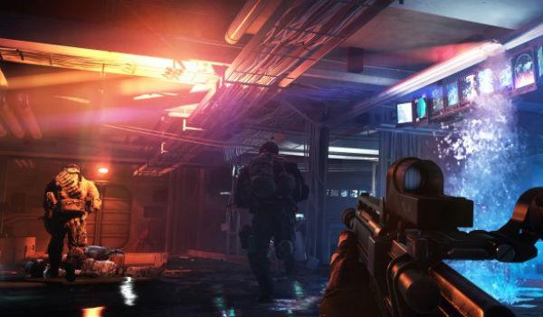 Spiltrailere fra E3 2013: EA
