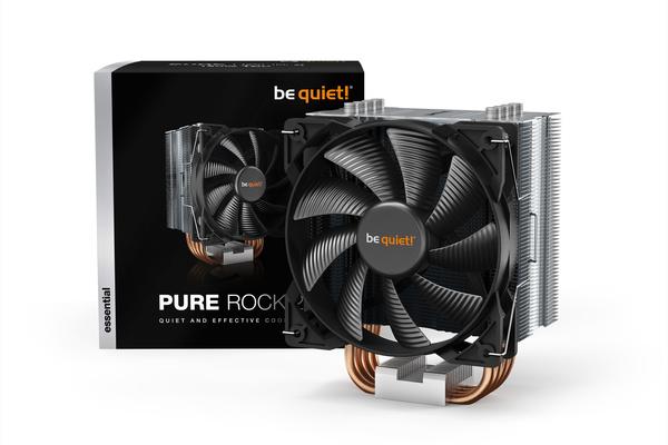 be quiet! julkaisi Pure Rock 2 -prosessorijäähdyttimen